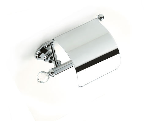 "Toilettenpapierhalter ""Smart Light"" mit Deckel"